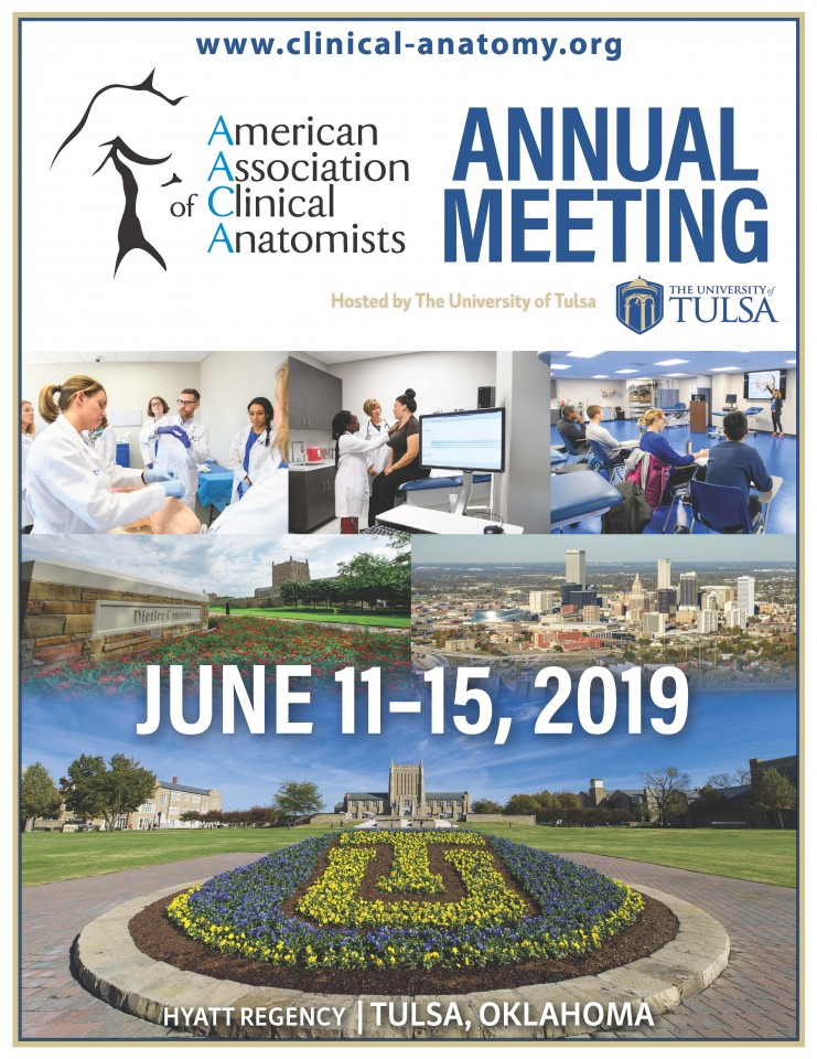 American Association Of Clinical Anatomists Aaca Annual Meeting